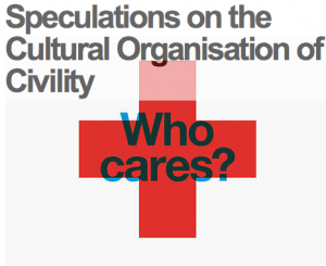 SKOR: Speculations on the Cultural Organisation of Civility.
