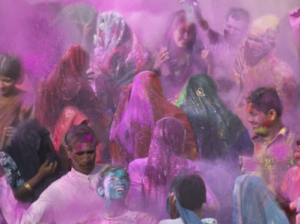 Participation in the color convention: the International Day of Color and Light