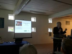 Lecture by Professor Erik Scherder 'about dementie and movement'
