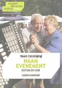 'Alzheimer and Architecture' recorded the Engagement Statement by the Flemish dementia center