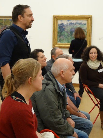 Henri Snel is lid van de initiatiefgroep voor het 'Museum voor Dementie' geïnitieerd door Annette Beeftink (2018)