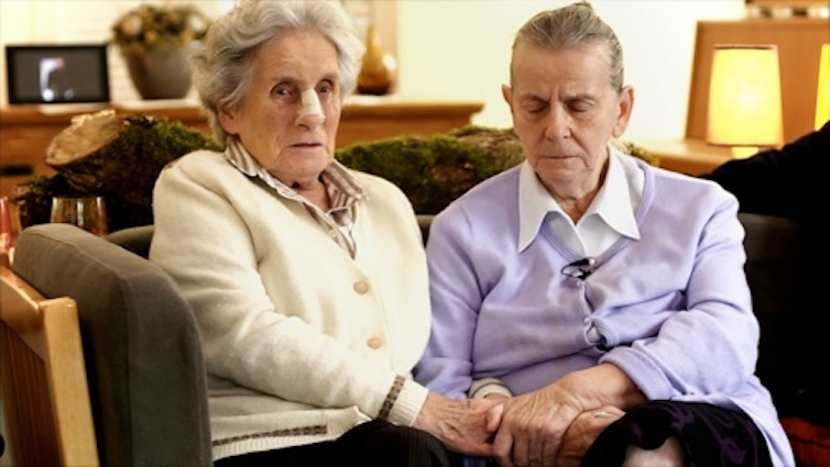 Feel my Love – a film by Griet Teck, 2014 about dementia