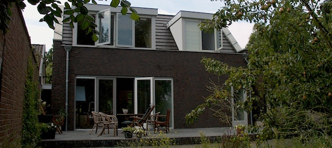 Construction/renovation of a residence in Nederhorst den Berg.