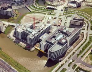 Architecture firm Aukett-Kokon, Schiphol-Rijk