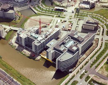 Architecture firm Aukett-Kokon, Schiphol-Rijk (1996)