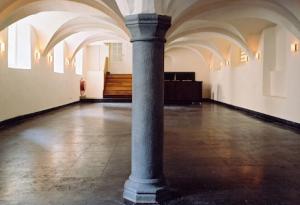 Restoration Betanieën monastery in Amsterdam