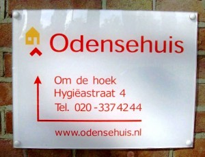 New brochure of the Odensehuis is online (Dutch)