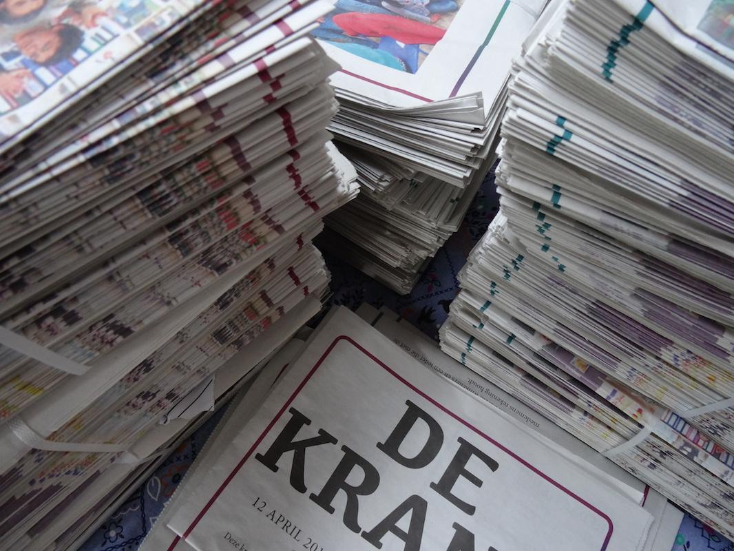 Dementia friendly newspaper, second edition (2014)
