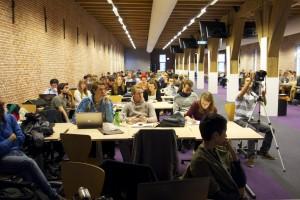 Henri Snel will lecture tomorrow at the TU Delft on 'design and research'