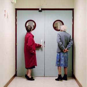 Photographer Maja Daniels spent three years documenting the residents of an Alzheimer's ward in France