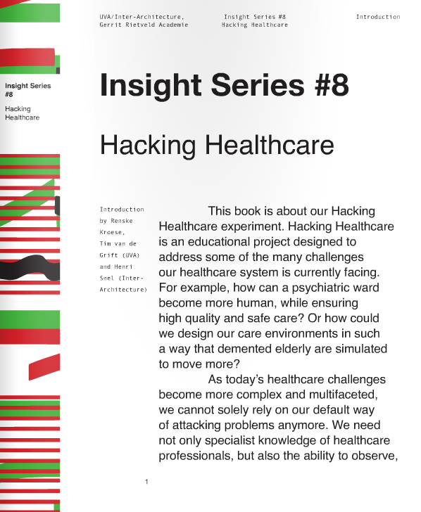 Hacking Healthcare, insight series #8_henri Snel