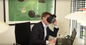 'Virtual reality-bril' laat mantelzorgers dementie ervaren (Dutch)