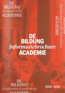 Henri Snel zal als leermeester optreden aan de 'Bildung Academie', gelieerd aan de UvA en VU (Dutch)
