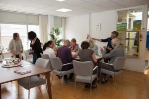 Inrichting Odensehuis-Utrecht in samenwerking met Henri Snel (Dutch)