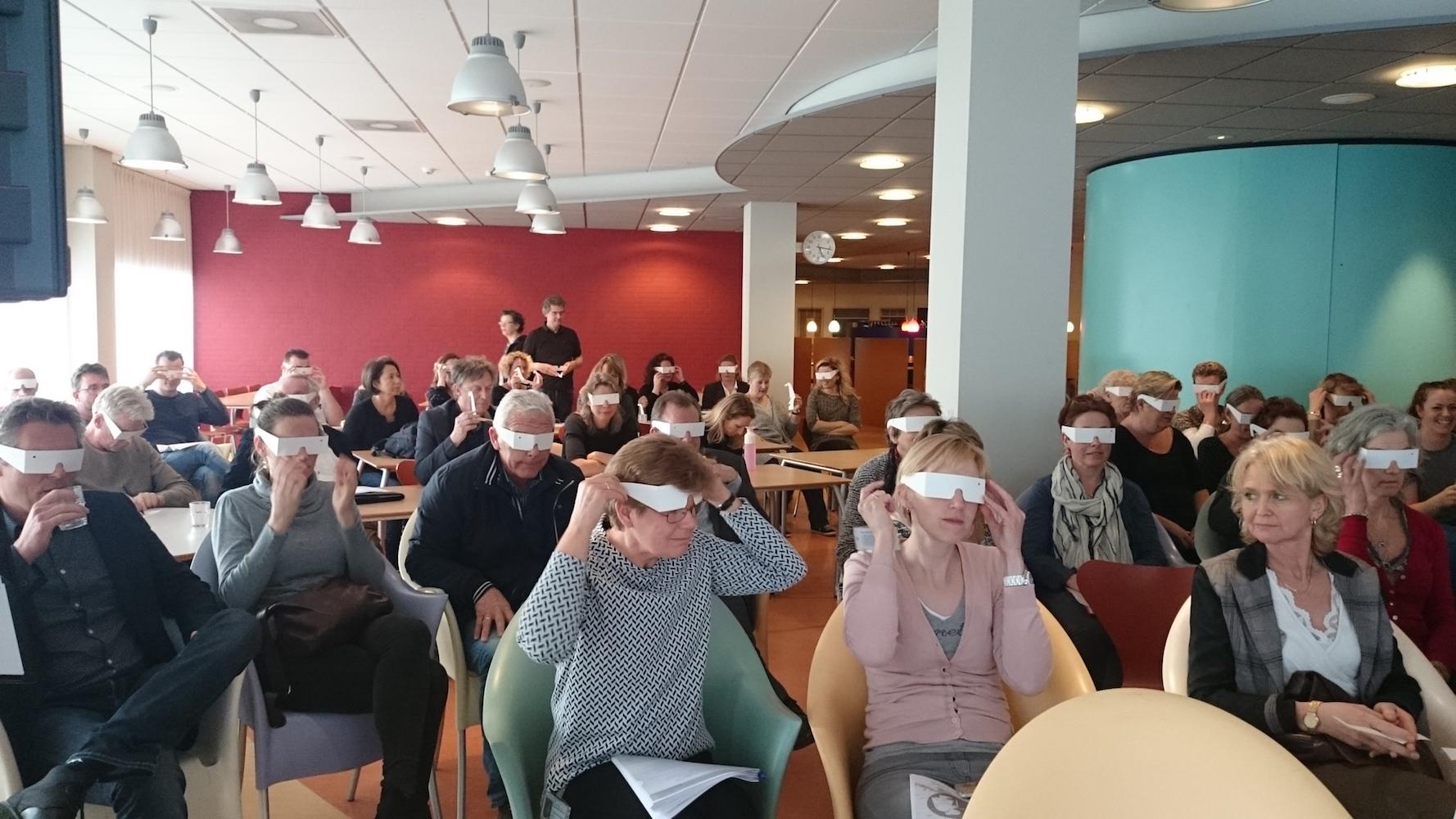 Vervolg workshop: Integrale & transmurale zorg voor de oudere patiënt in Amsterdam-noord i.s.m. het Ben Sajet centrum (2017)